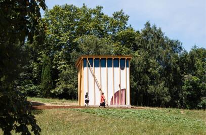 Serralves' Pavilion