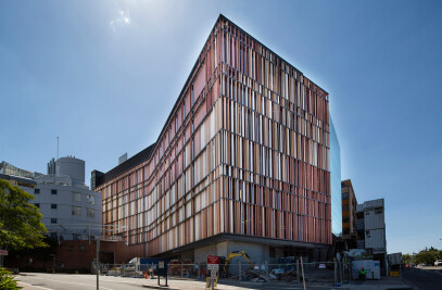 BIOLOGICAL SCIENCE BUILDING PROJECT UNSW