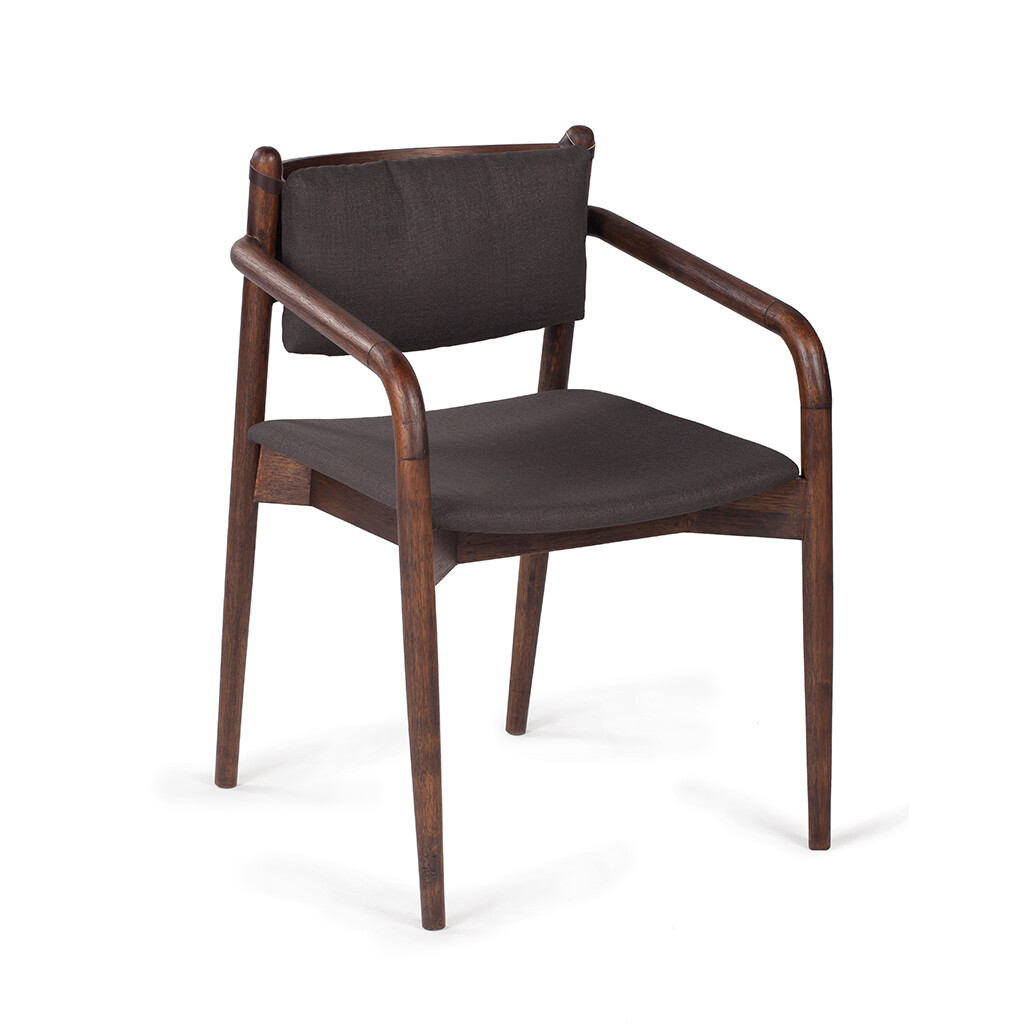 BRUNO ARM CHAIR
