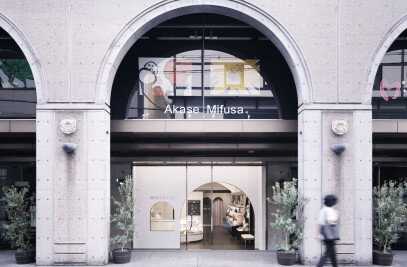 MARLMARL Sanjo-Street Kyoto