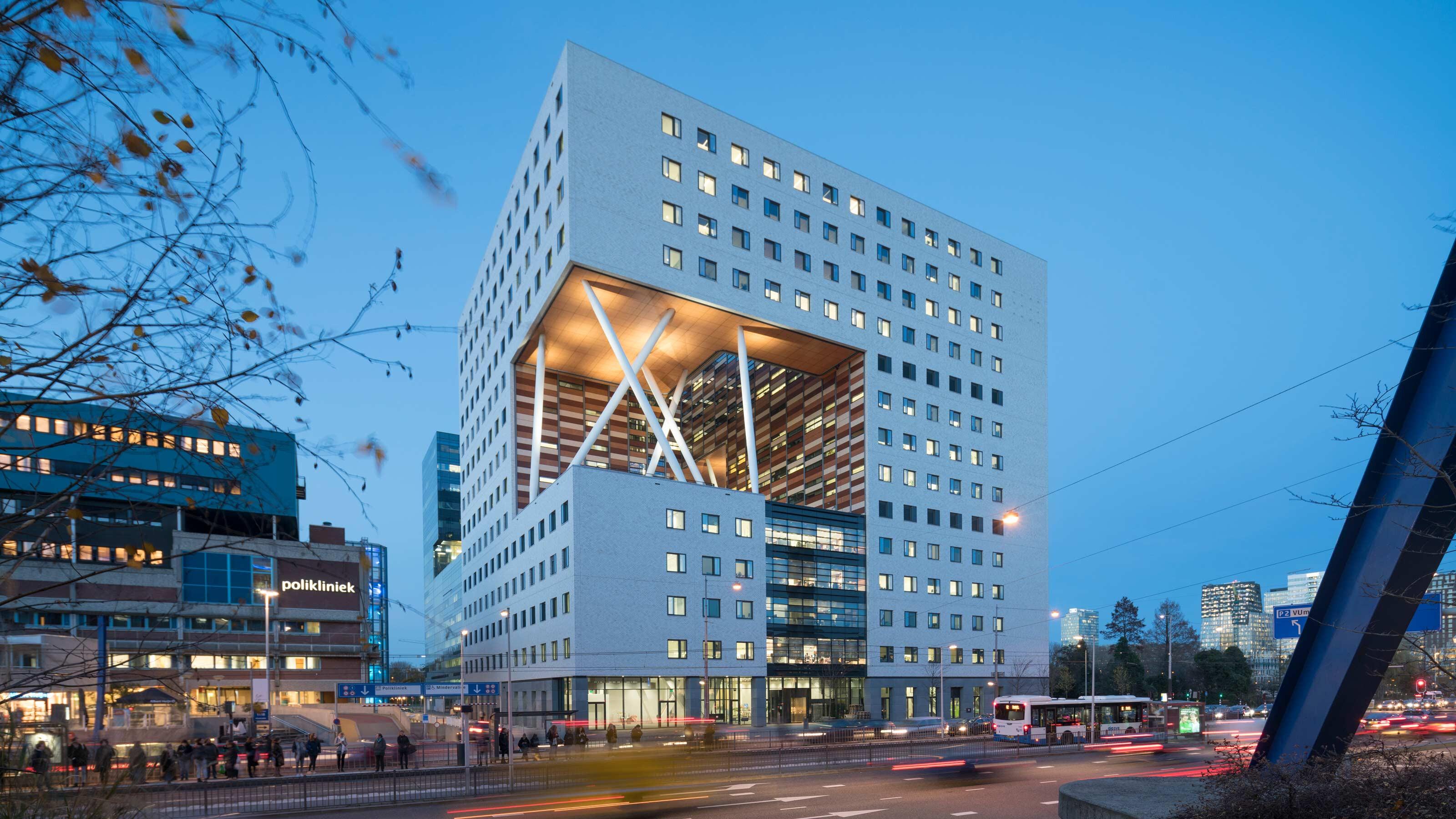 O|2 Research & Education Building Vu University A'
