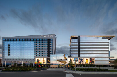Mall of America Expansion and JW Marriott Hotel