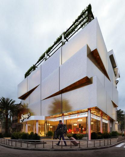 Modern Commercial Building Design | Comelite Architecture