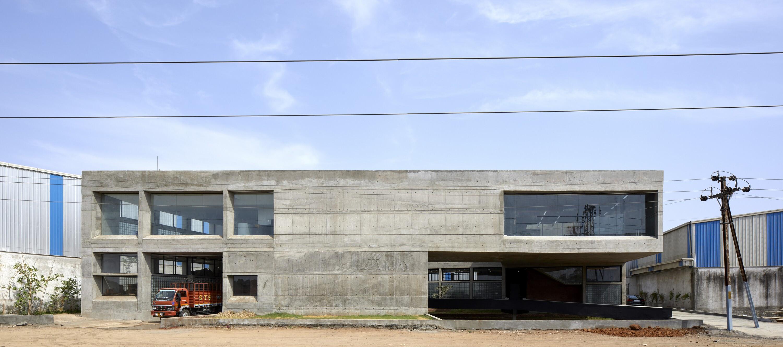 Concrete Void (Vijay Transtech Factory)
