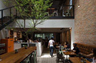 Cafeteria Coffeetown Salvador