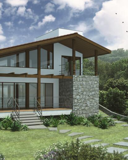 Casa São Roque - Country House