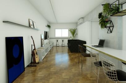 Apê Consolação - Apartment