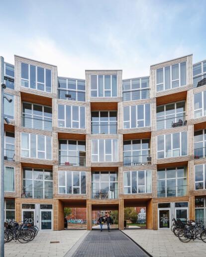 Homes for All - Dortheavej Residence