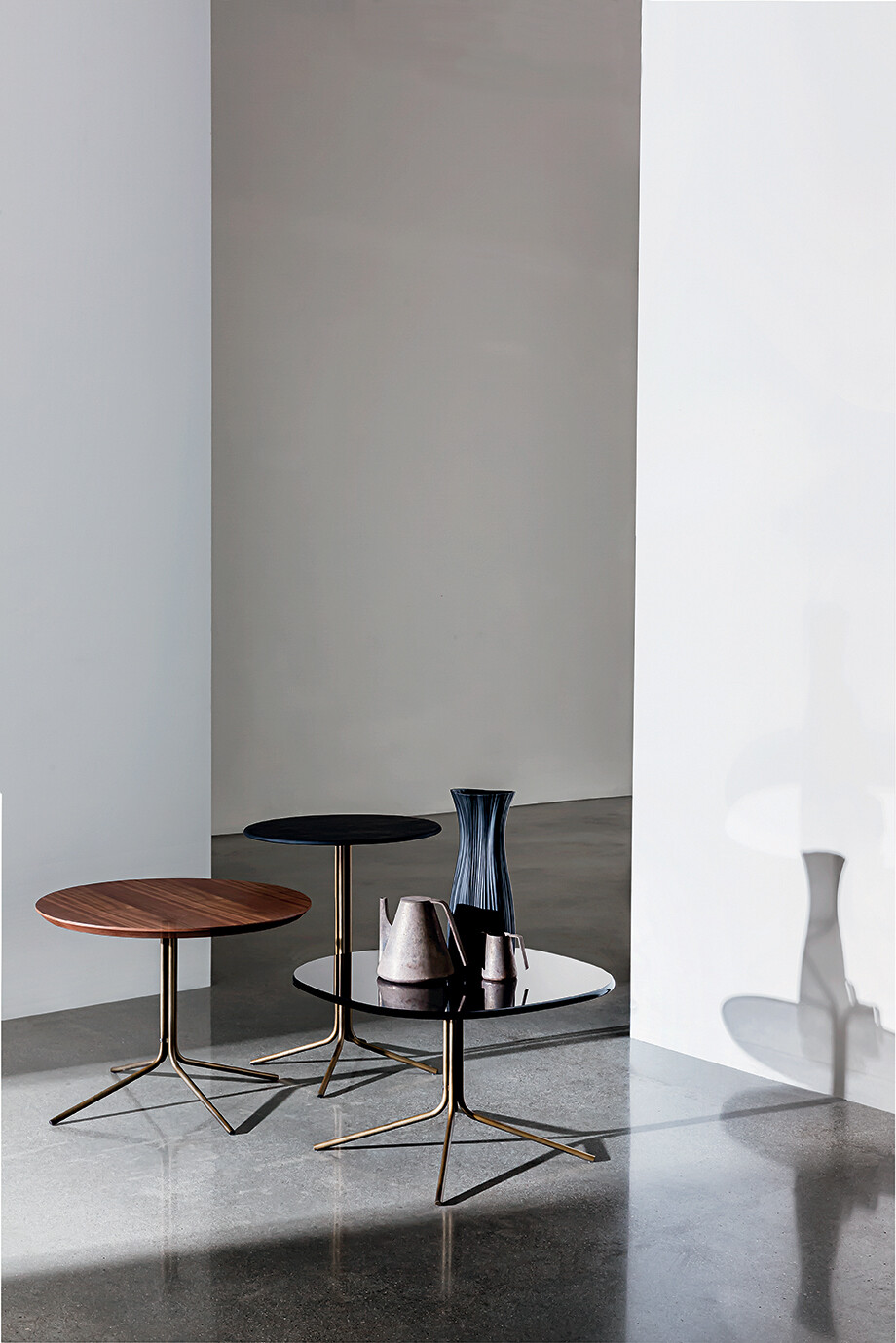 Genius with ceramic and glass top