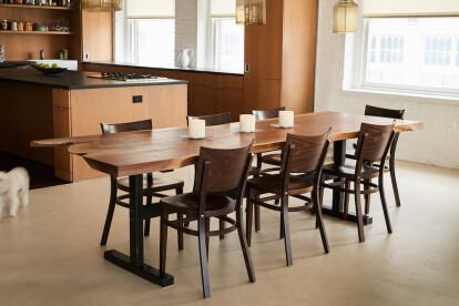 Slab Dining Tables