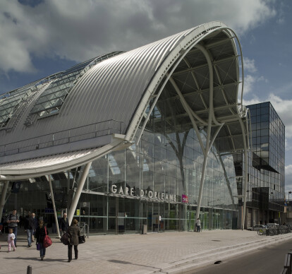 Orléans Multi-modal Transport Hub