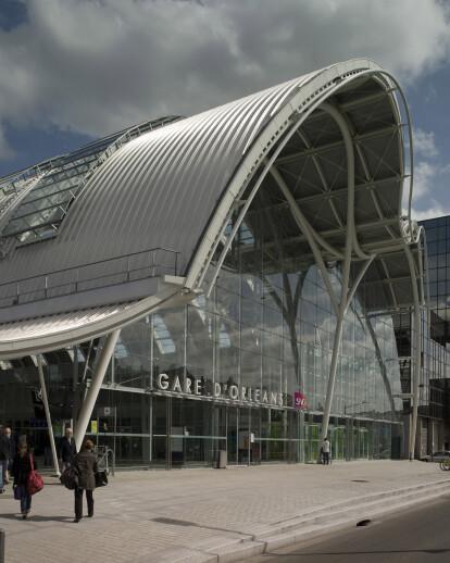 Orléans Multi-modal Transport Hub