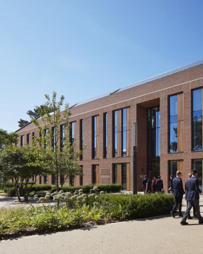 Reigate Grammar School - The Harrison Centre