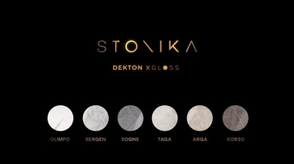 New Dekton® Stonika Series