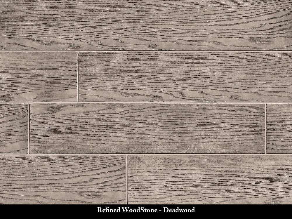 Refined WoodStone