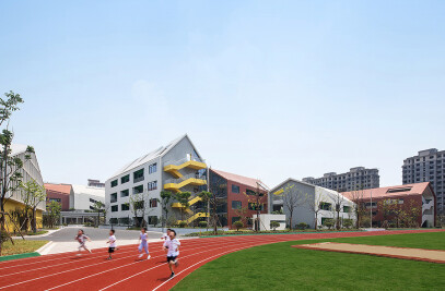Hangzhou Haishu School of Future Sci-Tech City