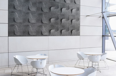 FeltForms Twist Tile