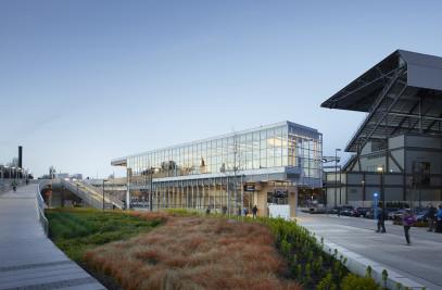 University of Washington Station, Sound Transit