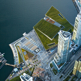 Vancouver Convention Centre West