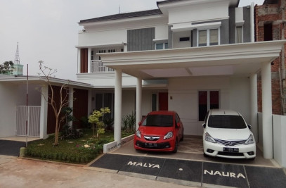 Corner House -  Depok . Jawa Barat . Indonesia