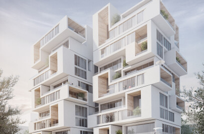 Zaferanieh Residential Tower