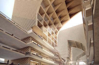 Yazd International Trade Center