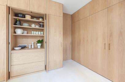 Argentona apartment