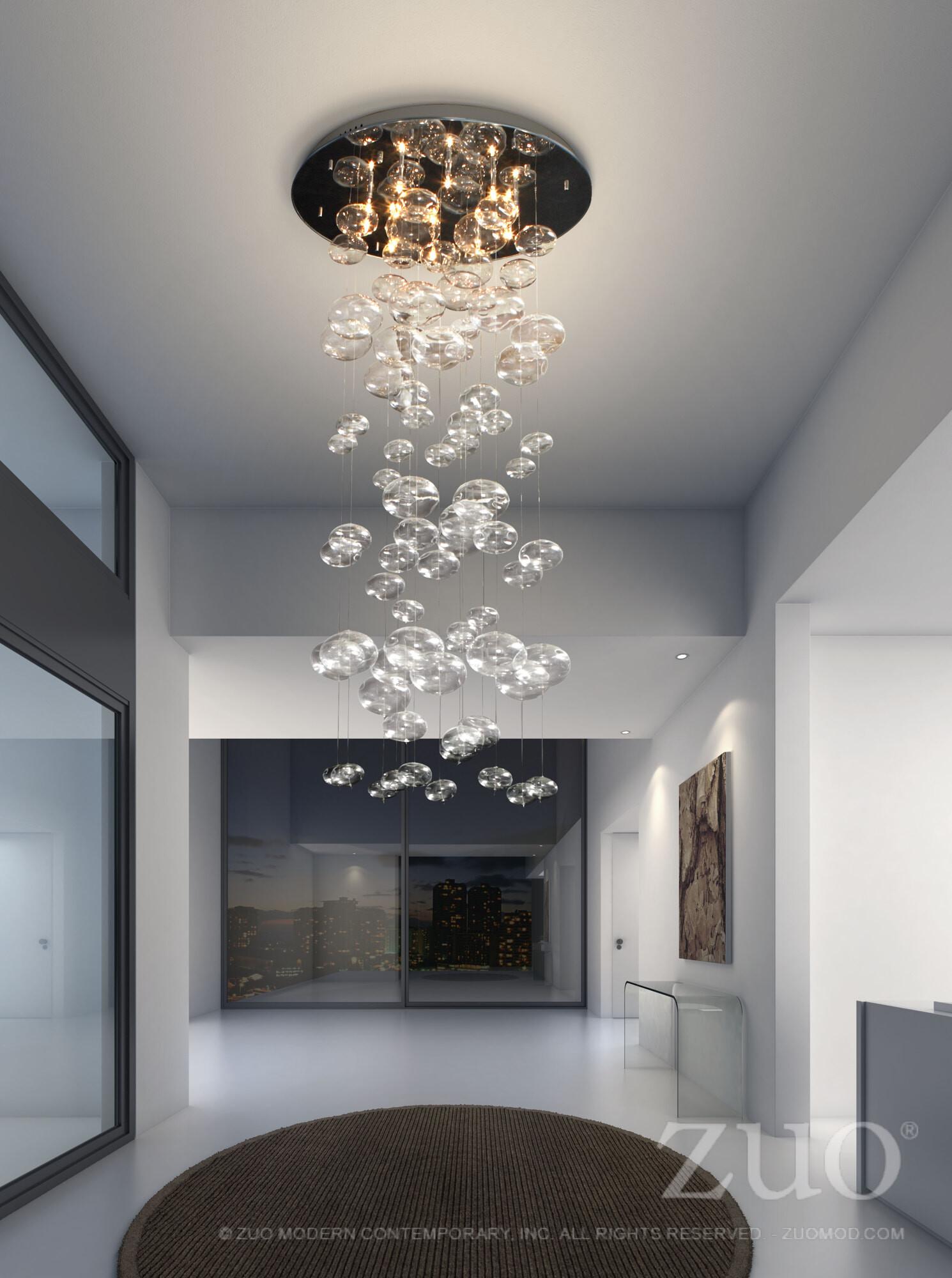 50115 Inertia Ceiling Lamp