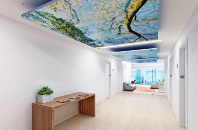 CoArt Acoustic Ceiling Cloud