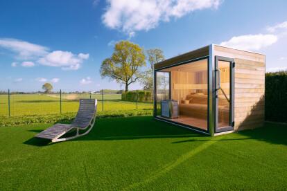 Outdoor Luxury Bio-Sauna