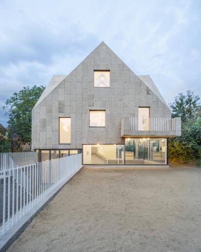 Cork Screw House