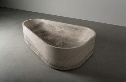 Balnea DS | Two-seater bathtub variant