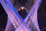 darc night 2017, London, UK. Light planning: Maurice Brill Lighting Design