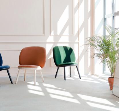 Naïve Low Chair