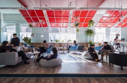 Leping Social Entrepreneur Foundation Headquarters