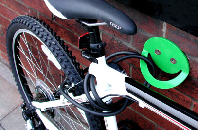Smile  Secure Bike Wall Anchor
