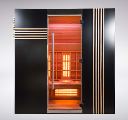 Indoor Full-Spectrum Infrared Sauna