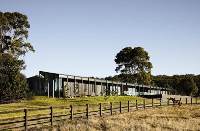 Red Hill Farm House