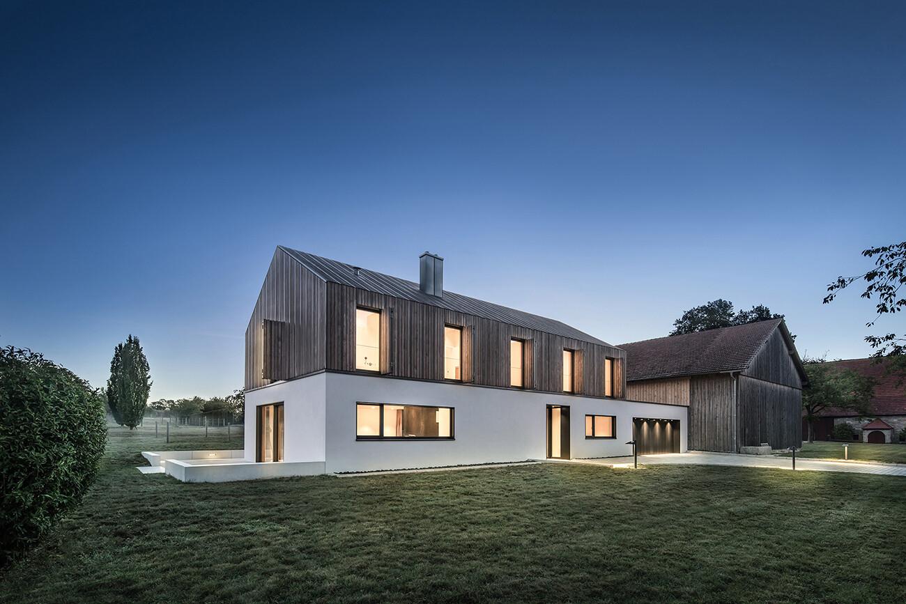 Modern house Heilbronn