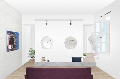 '50s apartment