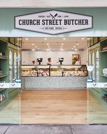 Church Street Butcher