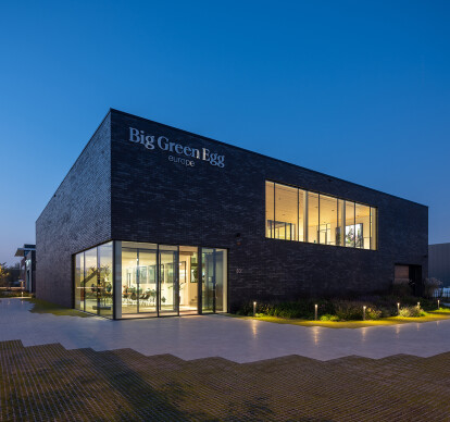 New Head Office bge