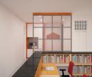junior researcher room