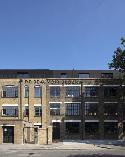 De Beauvoir Block