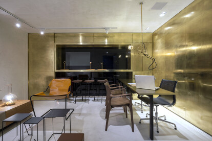 Clinica L´Or by 1:1 arquitetura:design
