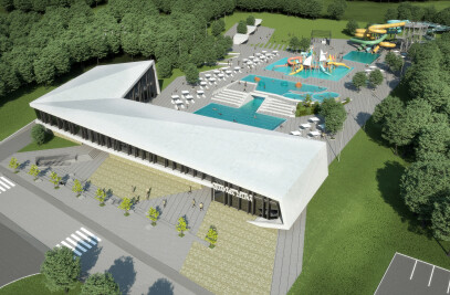 Aquapark Zelina