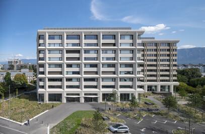 BCFWS Administration building