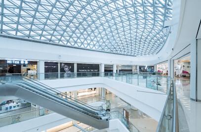 Shaoxing CTC Mall Interior Design