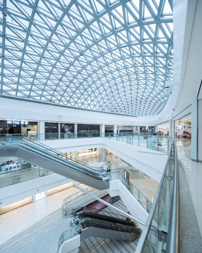 Shaoxing CTC Mall Interior Design