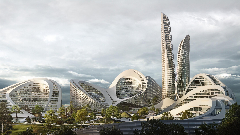 Rublyovo-Arkhangelskoye smart city